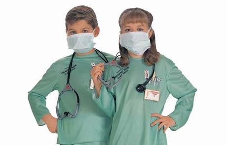 Дети станут врачами на каникулах 1 9