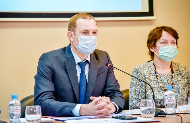 Префект Алексей Беляев обсудил с Советом ветеранов СВАО планы работы в текущем году
